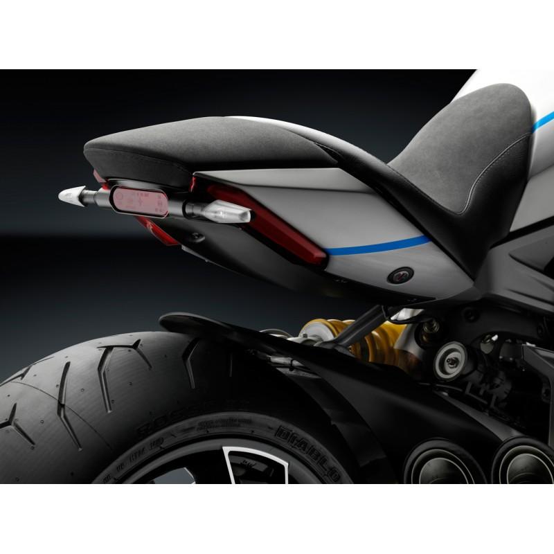 Rizoma Rear Turn Signal Mount For The Ducati XDiavel