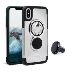 RokForm v3 Crystal Slim Phone Case for iPhone XS/X