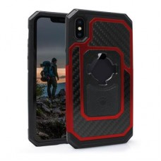 RokForm Fuzion Pro Aluminum Phone Case for iPhone XS/X
