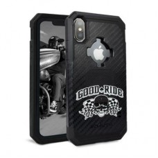 RokForm v3 Cool Ride Rugged Phone Case for iPhone XS/X