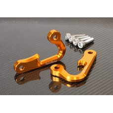 Sato Racing Billet Racing / Tie Down Hook for the Husqvarna Nuda 900 / R