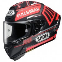 Shoei X-Fourteen Marquez Black Concept