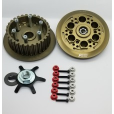 Spears Racing Wet Slipper Clutch For Yamaha FZ-07/MT-07, FJ-07 /Tracer 700, XSR700, and Tenere 700