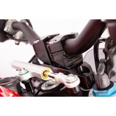 Gilles 2D.GT Adjustable Handlebar Risers for the Ducati Streetfighter V4 / S