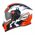 SUOMY SPEEDSTAR Dovizioso - ZERO FOUR - 04 Dovi Replica Matte Finish Helmet