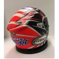 Suomy SR Sport Helmet DOVIZIOSO MotoGP Race Replica! (Logo) - 2017/2018!