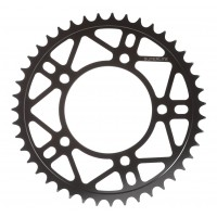 Superlite RSX STEEL Dual Sided Swing Arm (DSSA) Rear Sprockets For Road Bikes With Aftermarket Wheels