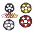 Supersprox Ducati EDGE Rear Sprocket for Ducati Monster, 848, and Hypermotard (Small Hub since 2003)