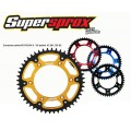 Supersprox Stealth CUSTOM Rear Sprocket for Motorcycles with Dual Sided Swingarm - OE and Aftermarket wheels