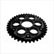 Supersprox Stealth Rear Sprocket for Ducati Panigale / Streetfighter V4 /1299/1199/V2, Monster 1200, and Supersport Models