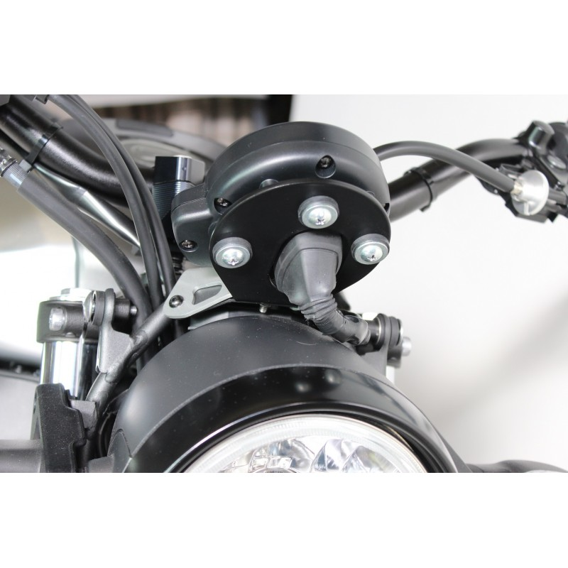 Gilles Tooling Speedometer Holder For The Yamaha XSR700