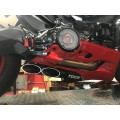 TOCE Performance Double Down Slip-on Exhaust for Ducati Panigale 1299 / S