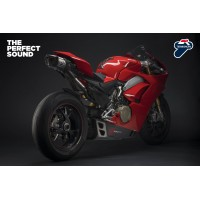 "Termignoni  ""4 USCITE"" Full Exhaust Kit for the Ducati Panigale V4"