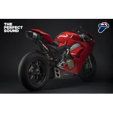 "Termignoni  ""4 USCITE"" Full Exhaust Kit for the Ducati Panigale V4 / S / Speciale"
