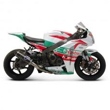 Termignoni Full Exhaust system for the Honda CBR1000RR (08-14)