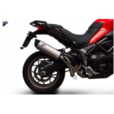 Termignoni 2-1 'FORCE'  3/4 Exhaust for Ducati Multistrada 950