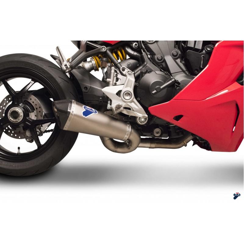 Ducati Catalytic Converter