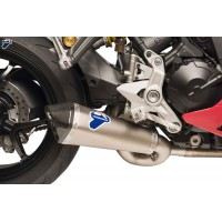 "Termignoni  ""SCREAM""  Slip-on + Cat Delete Exhaust for 2017+ Ducati Supersport / S"