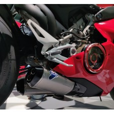 Termignoni Dual Silencer Exhaust Kit for the Ducati Panigale V4 / S / R / Speciale