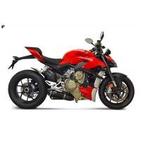 Termignoni Slip-on Exhaust for Ducati Streetfighter V4 / S