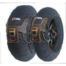 Thermal Technology Tire Warmers - EVO TRI ZONE