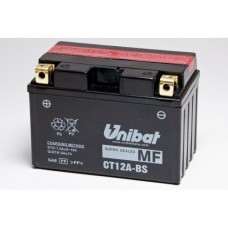 Unibat CT12A-BS Battery with 3 yr Warranty