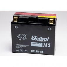 Unibat CT12B-BS Battery with 3 yr Warranty