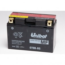 Unibat CT9B-BS Battery with 3 yr Warranty
