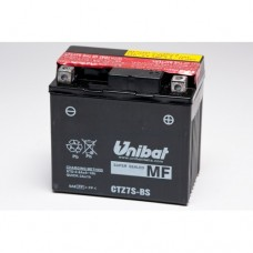Unibat CTZ7S-BS Battery with 3 yr Warranty