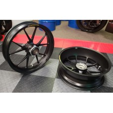 Used -  Marchesini Forged Aluminum Wheels for the MV Agusta F4 / B4 Series 2013+