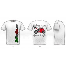 "BellissiMoto ""Speed is Life"" T-Shirt"