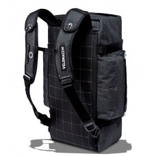 VELOMACCHI SPEEDWAY HYBRID DUFFLE PACK 50L - RANKED #1 DUFFLE By MEN'S JOURNAL!!!!