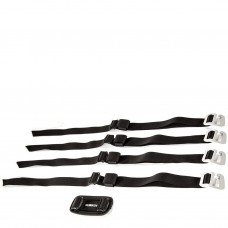 VELOMACCHI ACCESSORY TIE-DOWN STRAP SET