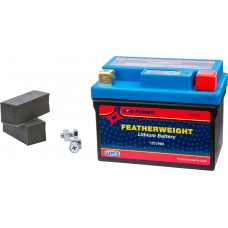 WPS Fire Power Featherweight Lithium Batteries