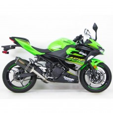 Hindle EVO Full or Slip-on System for Kawasaki Ninja 400