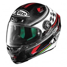 X-Lite X-803 Ultra Carbon SUPERBIKE REPLICA Helmet