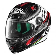 X-Lite X-803 Ultra Carbon SUPERBIKE REPLICA Helmet