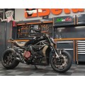 ZARD 2-1-2 Exhaust for Ducati XDiavel