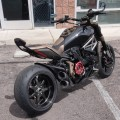 ZARD 2-1-2 Exhaust for Ducati XDiavel