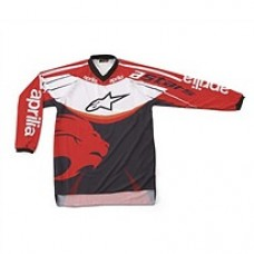 Aprilia Supermoto or Offroad Long Sleeve XV Jersey