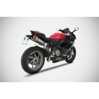 ZARD 2-1-2 Full Exhaust for Ducati Panigale 1199/899 - Biposto