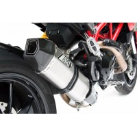 ZARD Penta Slip-on Exhaust for Ducati Hypermotard 821 / 939