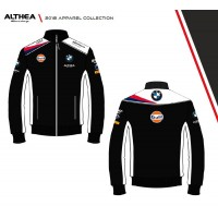ALTHEA Racing WSBK BMW Official Team Wear - Full Zip Sweatshirt