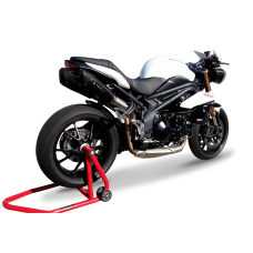 HP CORSE EVOXTREME Low Slip-on Systems For Triumph Speed Triple (2011-15)