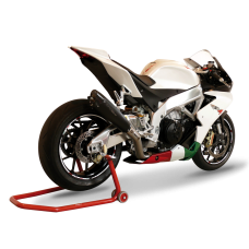 HP CORSE EVOXTREME Slip On For Aprilia RSV4 (2009-14  2015 US only)