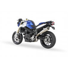 HP CORSE EVOXTREME Slip On For BMW F800R (2009-14)