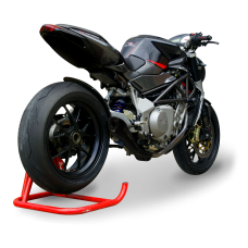 HP CORSE HYDROFORM Single Low Slip-on System For MV Agusta Brutale 750 / 910