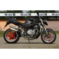 Bodis Cat Delete Exhaust Mid Pipe For MV Agusta Brutale 750 / 910