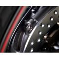 Motocorse Eccentric hub titanium screws kit (Nr.2) Ducati Panigale V4, Monster 1200, Supersport