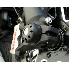 Motocorse Titanium and Delrin Front axle Slider for Ducati Panigale and Diavel